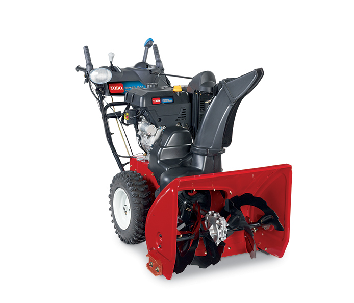 toro power max hd 928 two stage snowblower