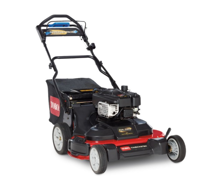 30 76 Cm Timemaster Personal Pace Lawn Mower Toro