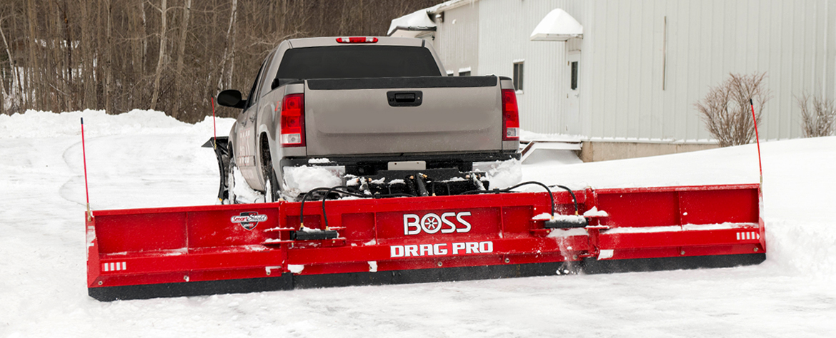 Boss Snowplow Snow And Ice Removal Equipment Snowplows Spreaders