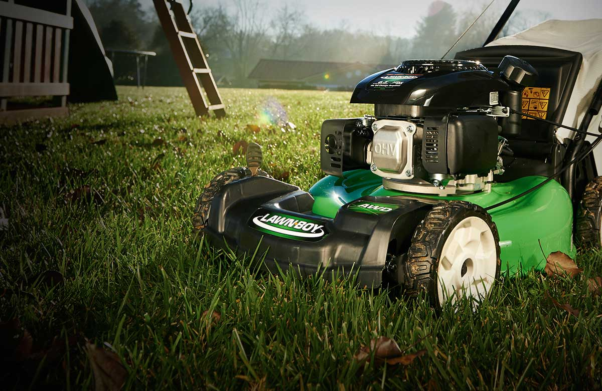Lawn-Boy AWD Mower