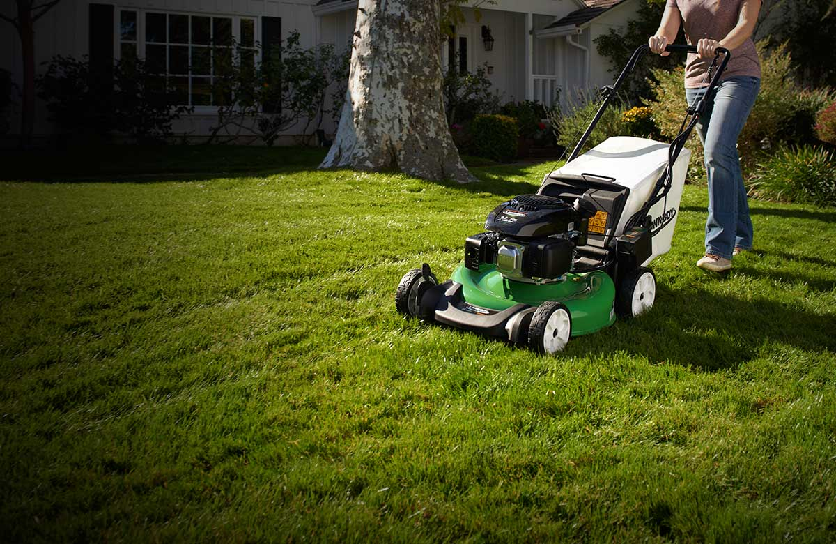 Lawn-Boy Electric Start Mower