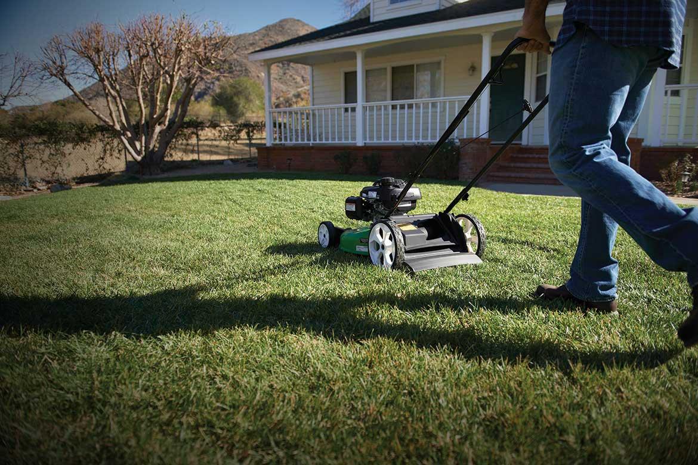 Lawn-Boy High Wheel Push Mower