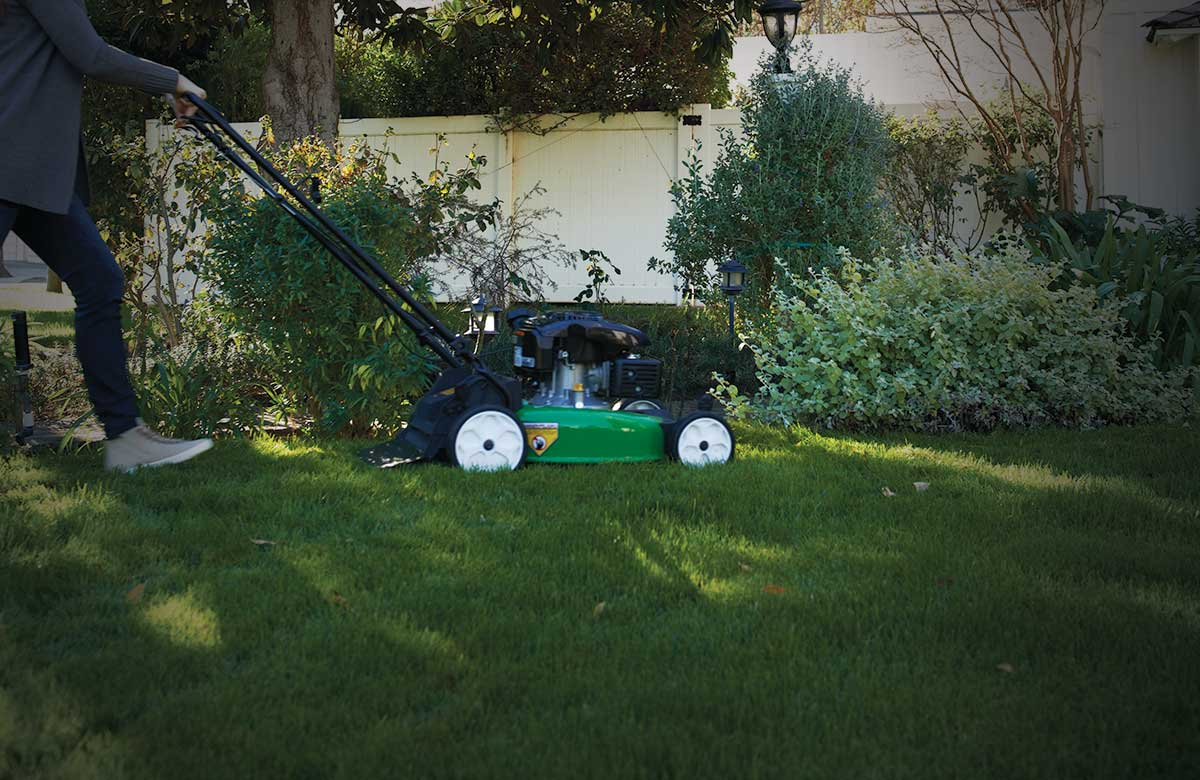 Lawn-Boy Self-Propel Mower