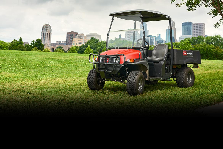 Golf Utility Vehicles Workman Toro
