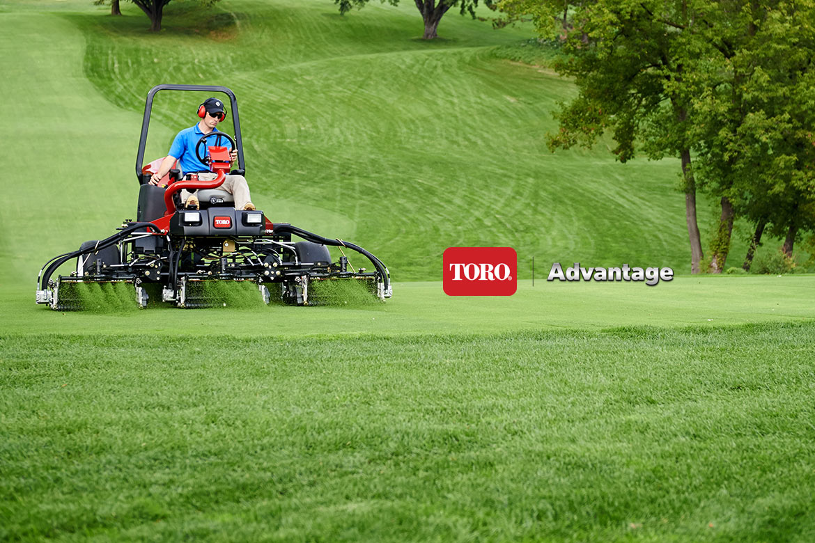Golf Course Mowers, Golf Equipment, Turf Equipment, Irrigation | Toro