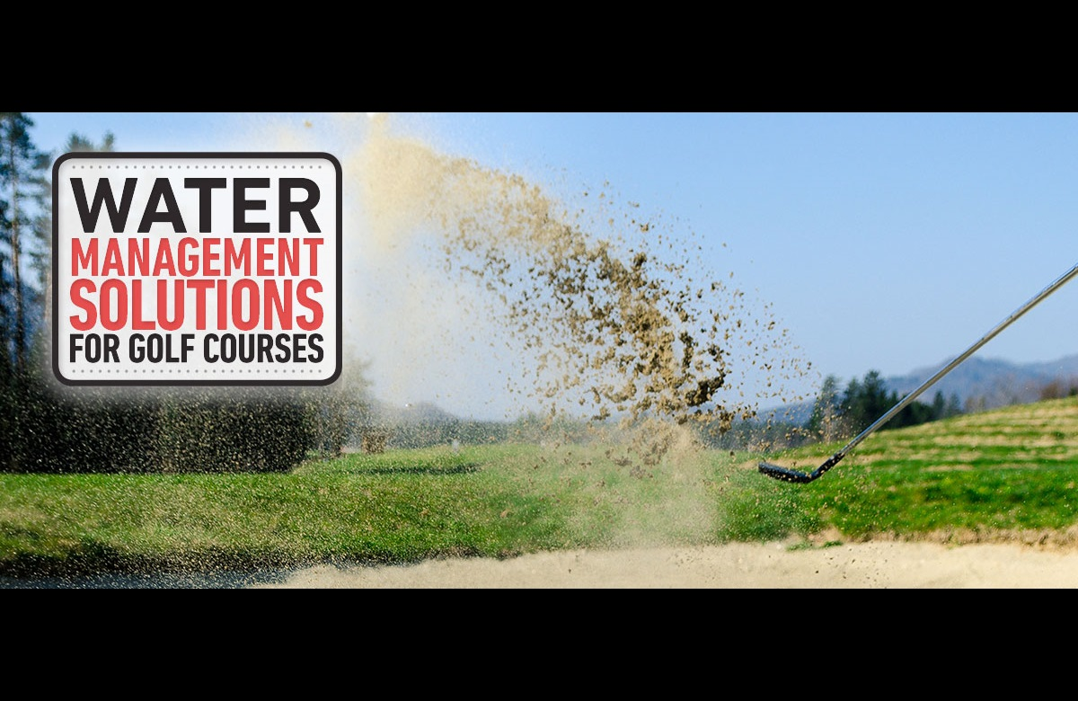 California Drought Solutions for Golf Courses