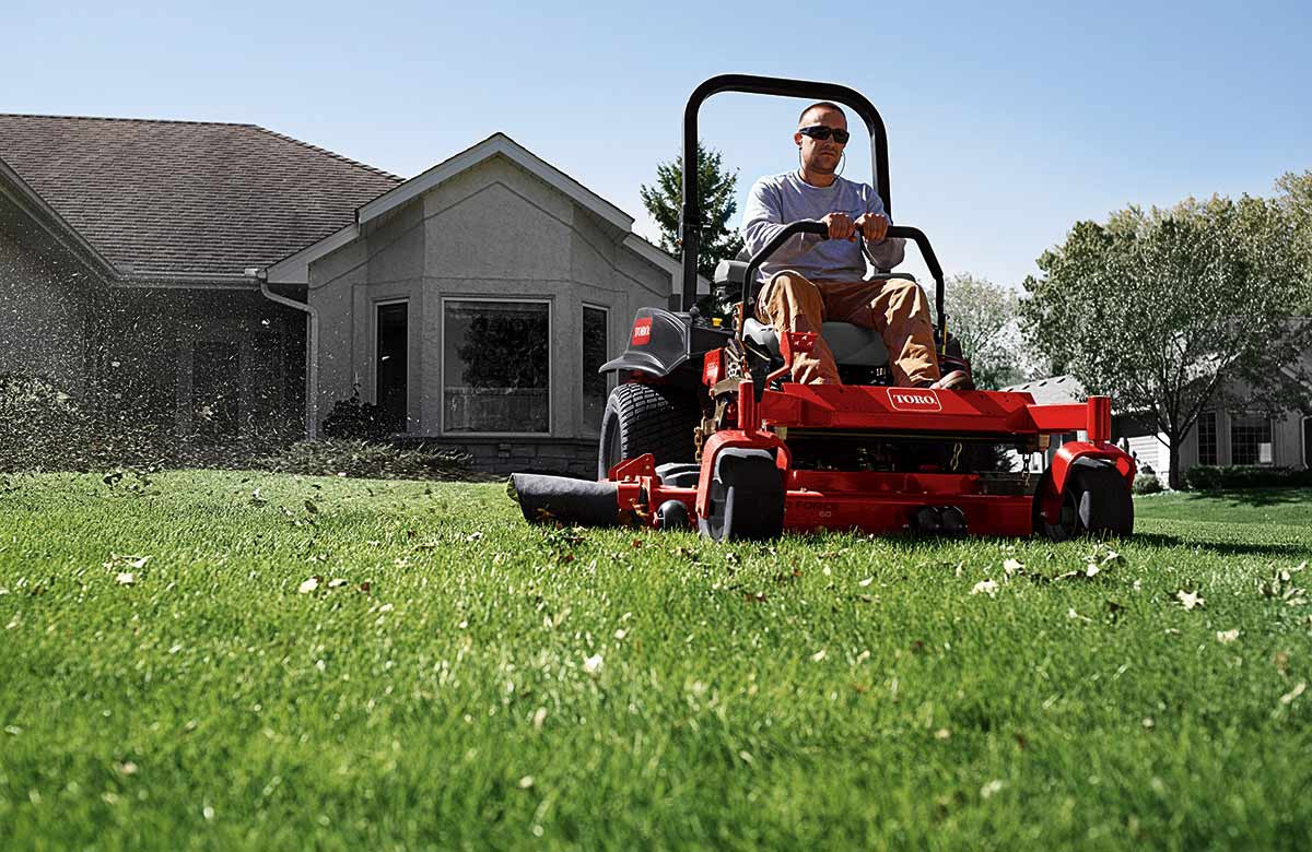 Professional Contractor - Toro Lawn Mowers, Golf Equipment, Landscape Equipment, Irrigation