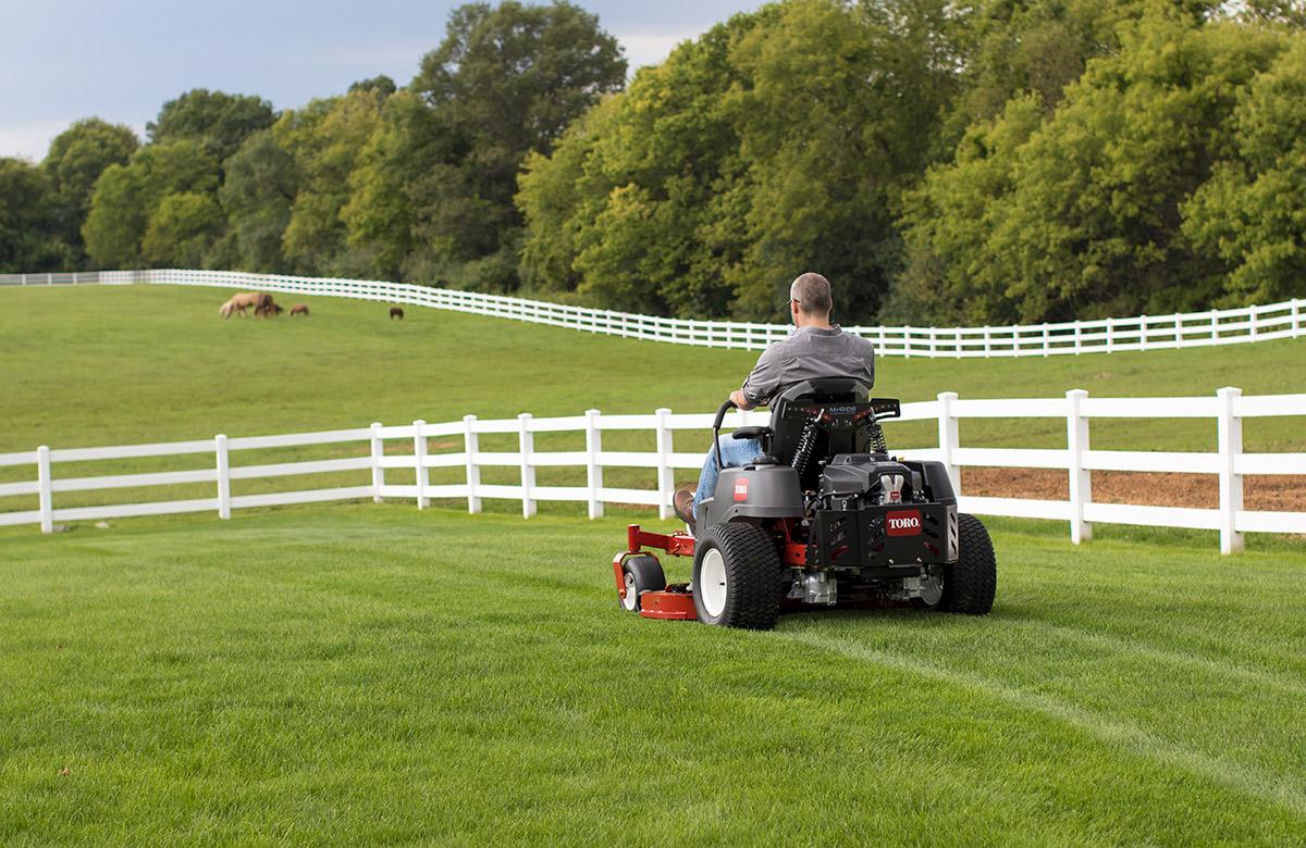 Lawn Mowers, Golf Equipment, Landscape Equipment, Irrigation