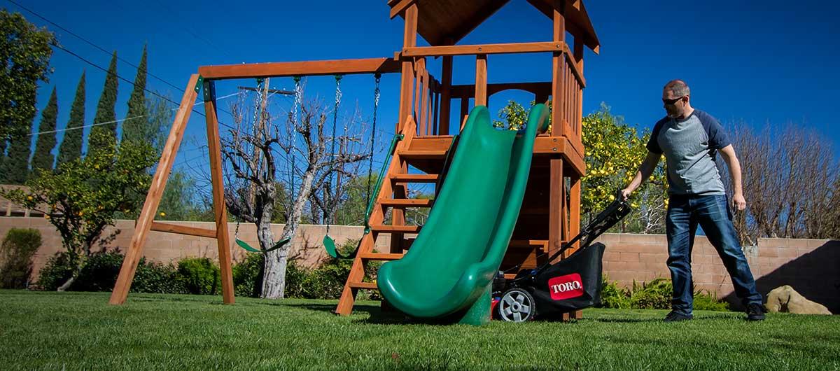 Lawn Mowers | Walk Behind, Self Propelled, Push Mowers