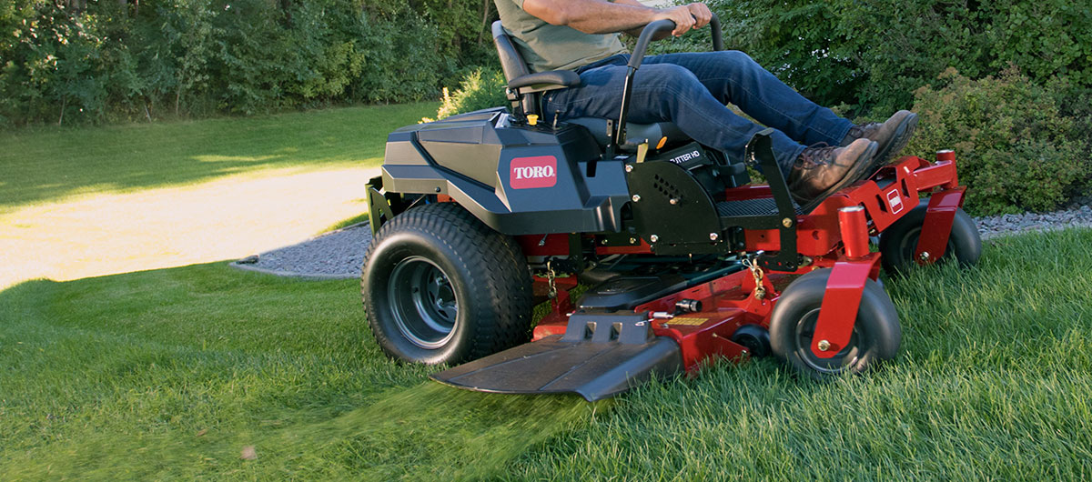 Toro Zero Turn Mowers On Sale