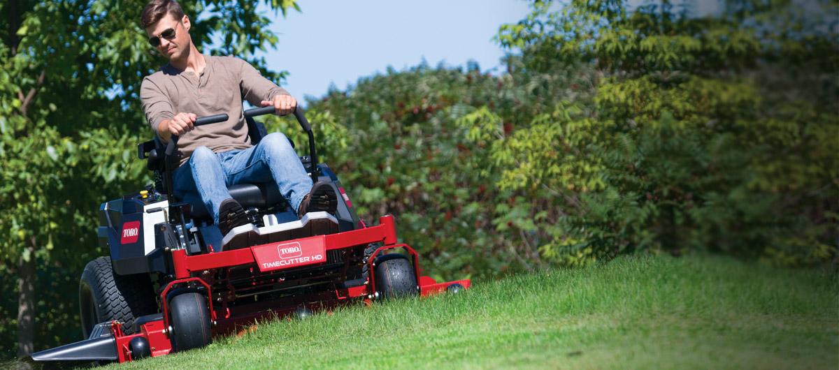 Lawn Mowers Zero Turn Mowers Push Mowers Lawn Tractors