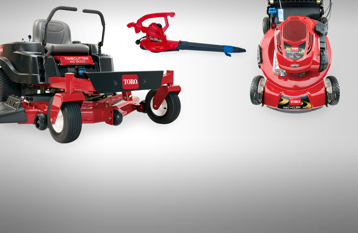 Riding Lawn Mowers | Zero Turn Lawn Mowers | Residential | Toro