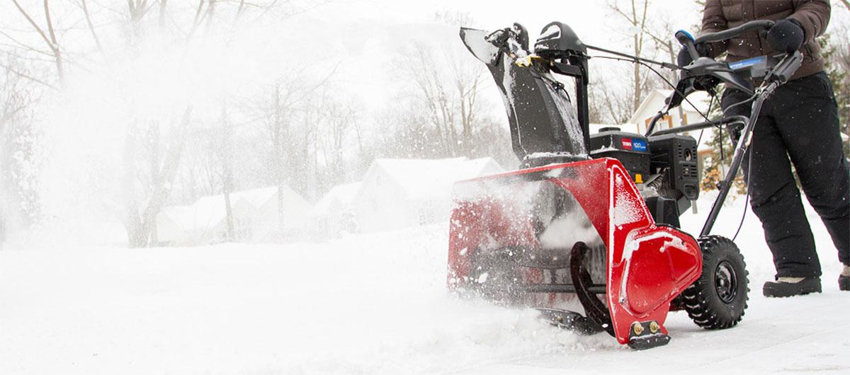 Toro SnowMaster Snowblower