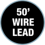 50' Wire Lead