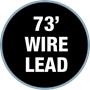73' Wire Lead