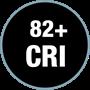 82+ CRI