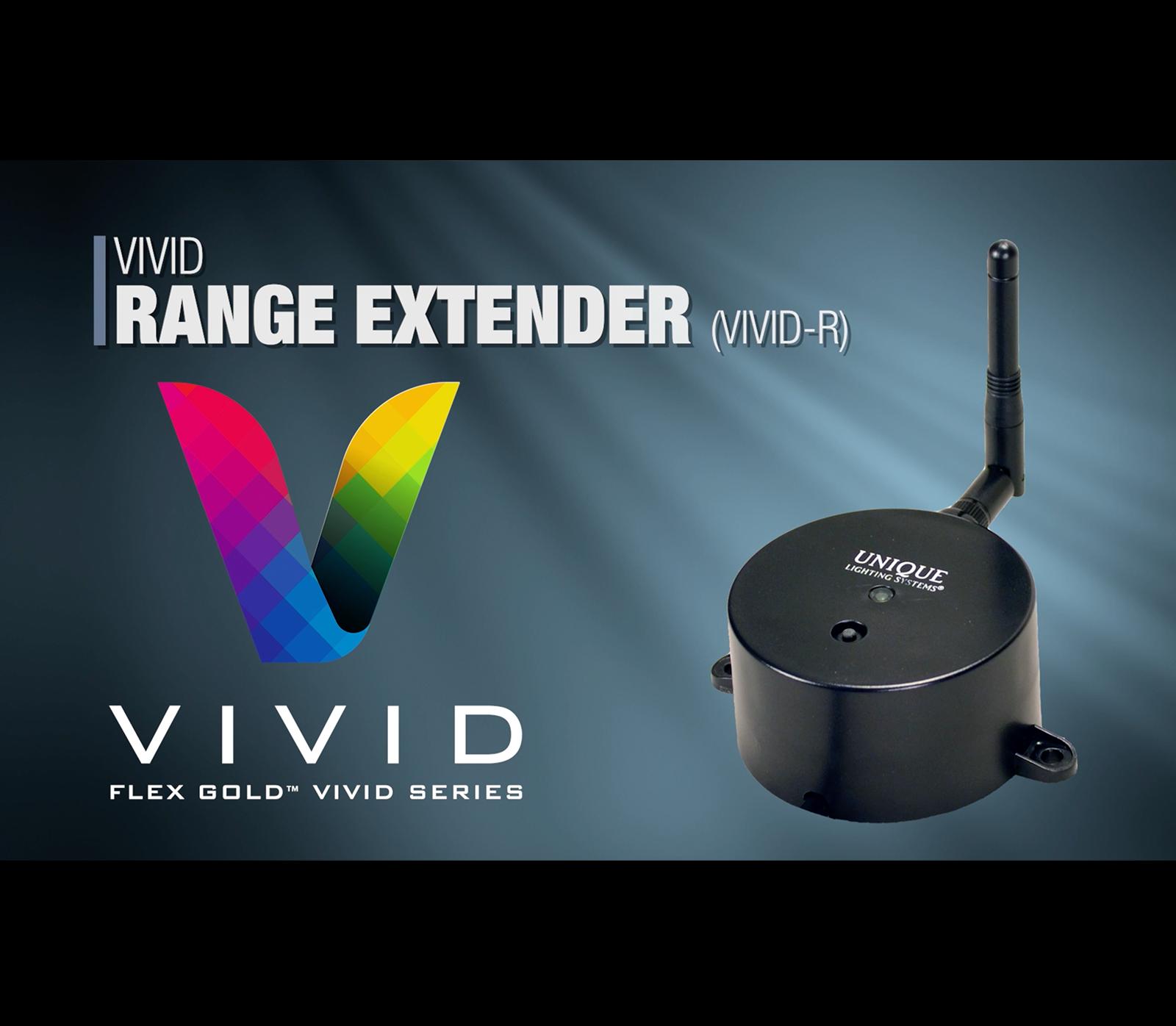 VIVID Range Extender Product Overview