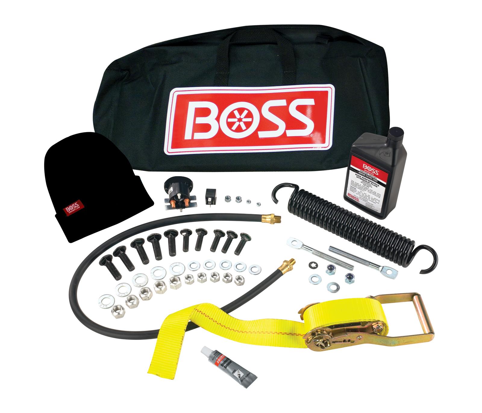 Emergany Parts Kit