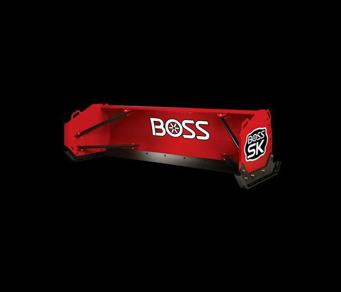 Skid Steer Box Plow