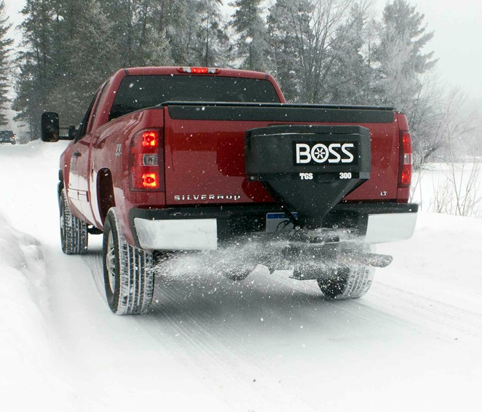BOSS Snowplow   Tailgate Spreaders, Salt Spreader, Sand ...