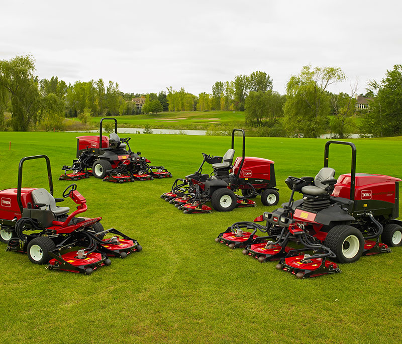 Toro Golf Course Mowers Golf Equipment Turf Equipment