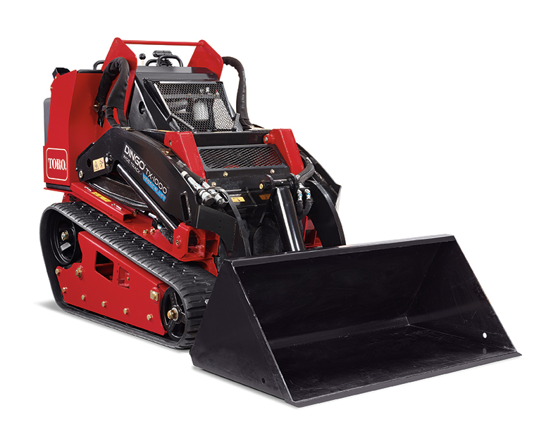 Dingo TX 1000 compact utility loader