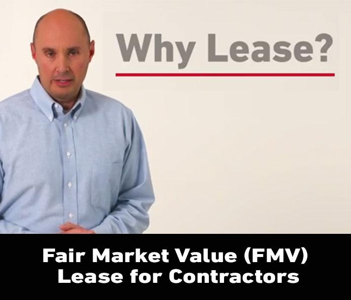 FMV Contractor Lease Program
