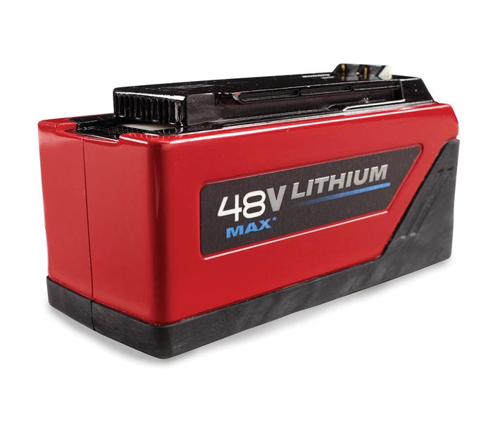how to build a 48v lithiun ion battery