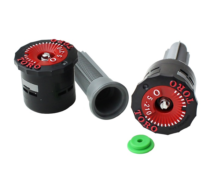 Precision™ Series Spray Nozzles with Pressure Compensating Disc (PCD)