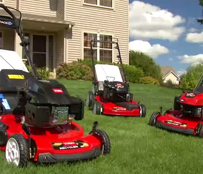 Toro® Recycler® Walk-Behind Mowers