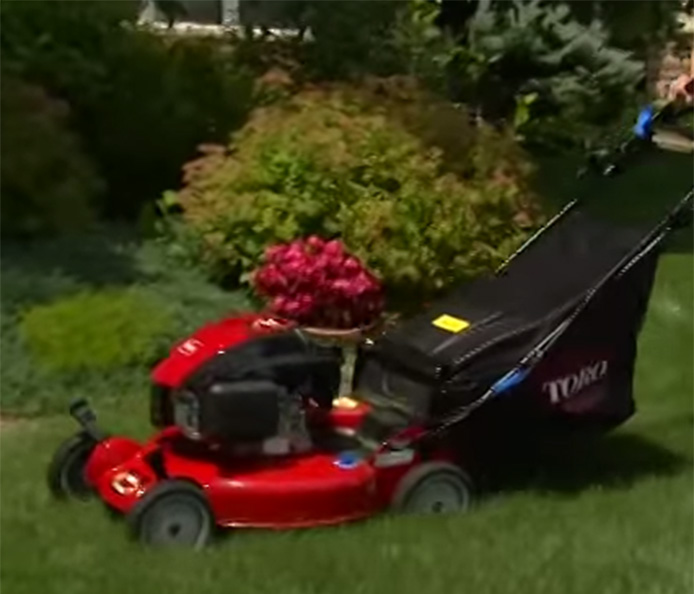 Toro® Super Recycler® Walk-Behind Mowers
