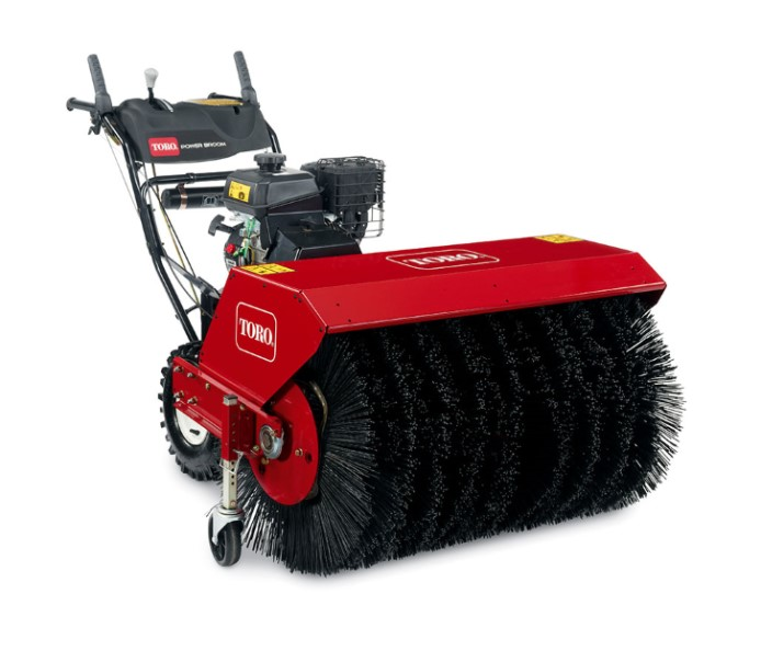 Snow Blower 24 >> Toro | Power Broom (38700)