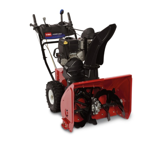 how to clean snow blower arien engine